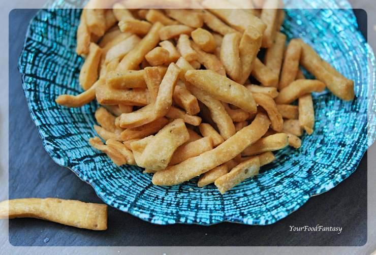 Namakparay Recipe | YourFoodFantasy.com
