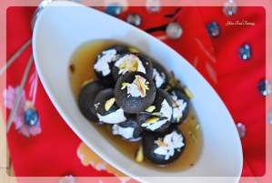 Gulab Jamun Fusion Recipe | Chocolate Gulab Jamuns