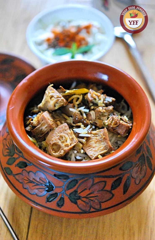 Kathal Biryani | Jackfruit Recipes | Your Food Fantasy