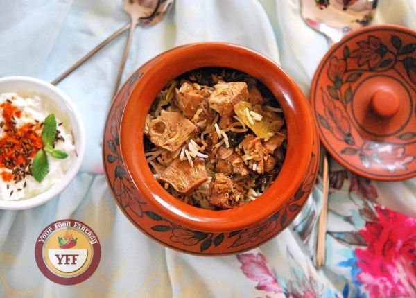 Kathal Biryani Recipe | Your Food Fantasy