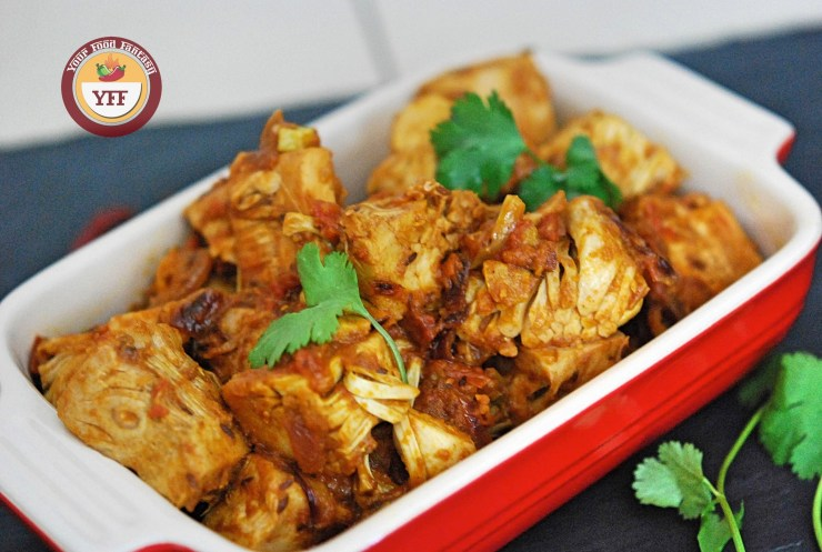 Kathal - Jackfruit Masala | Jackfruit Recipes