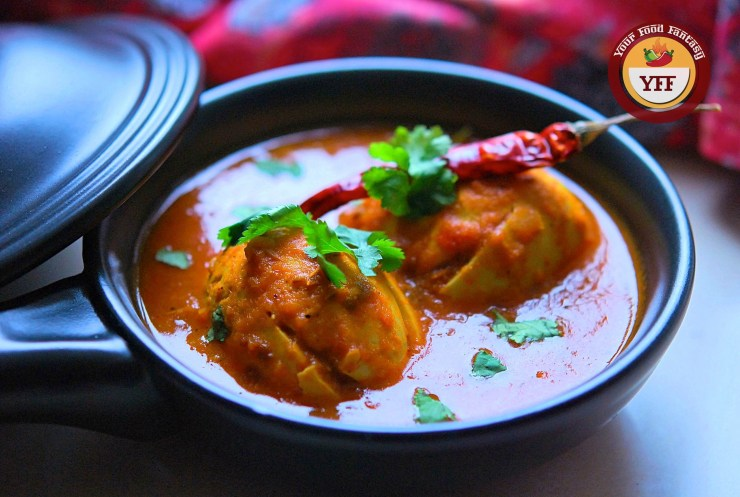 South Indian Egg Curry Recipe - Your Food Fantasy
