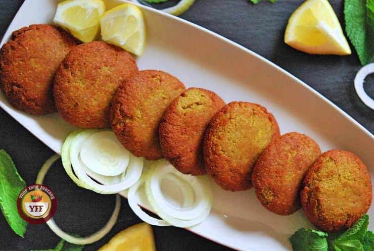 Shami Kebab | Chicken Kebab Recipes | YourFoodFantasy.com By Meenu Gupta