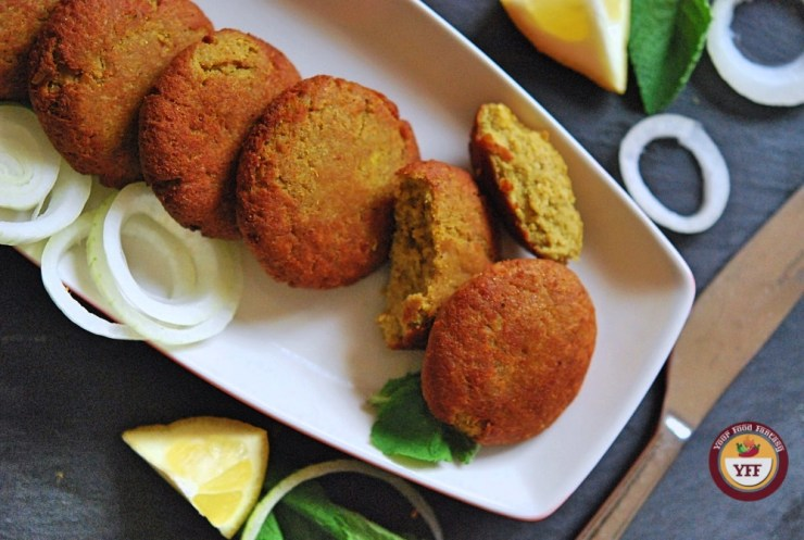 Shami Kebab Recipe | Chicken Kebab Recipes | YourFoodFantasy.com