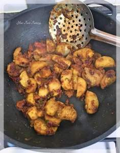 Tinda Masala Restaurant Style