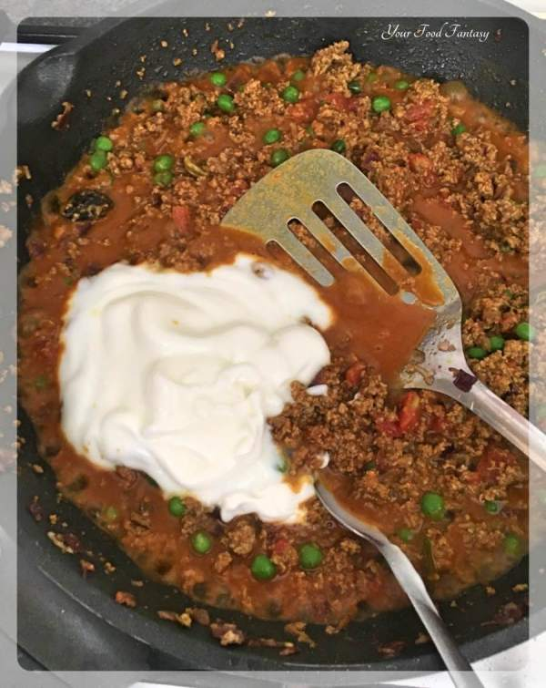 Easy Lamb Recipe - Lamb Keema