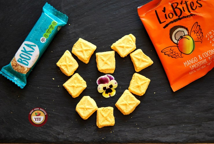 Degustabox August Review - LioBites and Boka Cereal bars