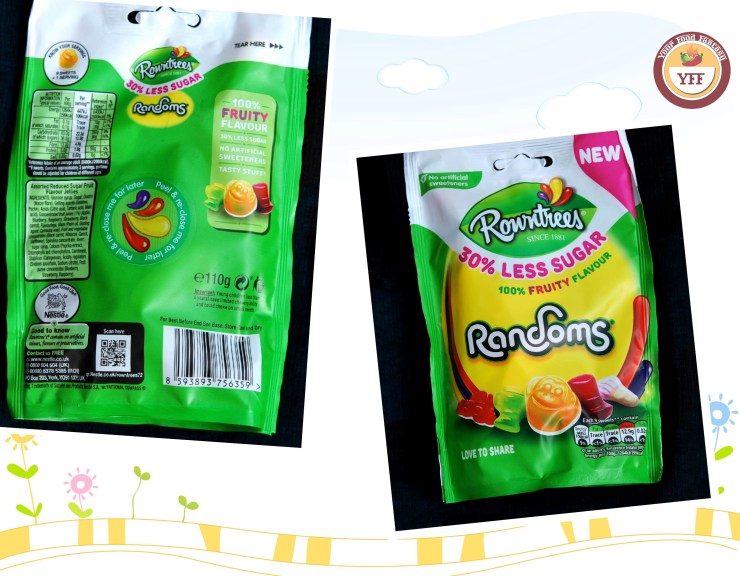 Rowntrees Review - Degustabox
