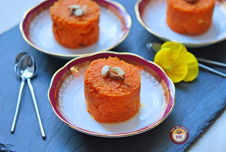 Gajar Ka Halwa | Traditional Indian Carrot Pudding Recipe
