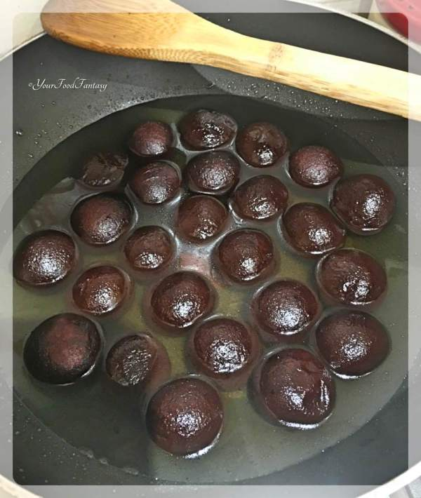 Gulab Jamun Fusion | Chocolate Gulab Jamuns