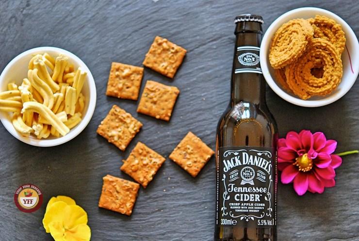 Jack Daniels Cider Review - Degustabox September 2018 Review | Your Food Fantasy