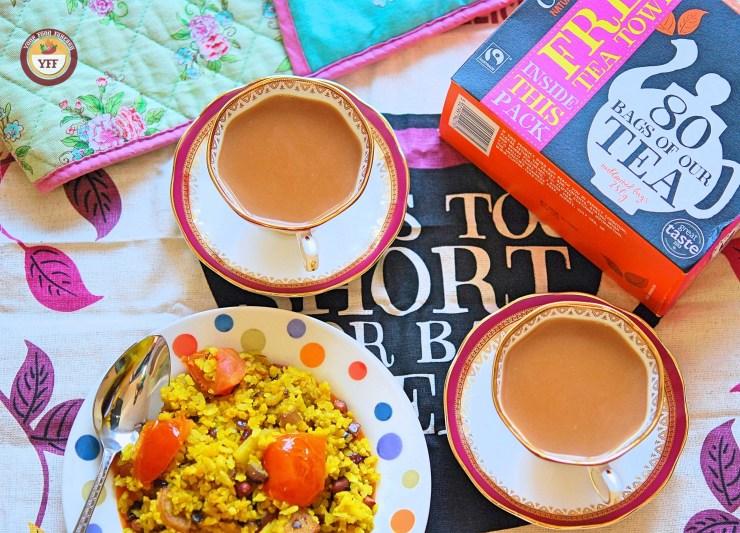 Clipper Fairtrade Tea Review   Degustabox Review for October 2018