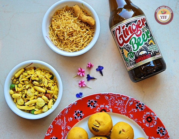 Supermalt Ginger Beer review | Degustabox October18 Review