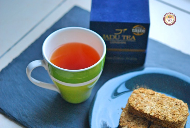 Rooibos Creme Brulee -Finest Tea - JaduTea Review - Premium Tea