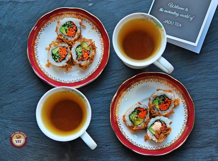 Mint Melange Tea   Jadutea- Luxury Tea   Your Food Fantasy