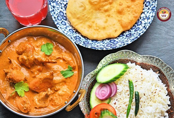 Butter Chicken Recipe | Easy Chicken Recipes | Your Food Fantasy