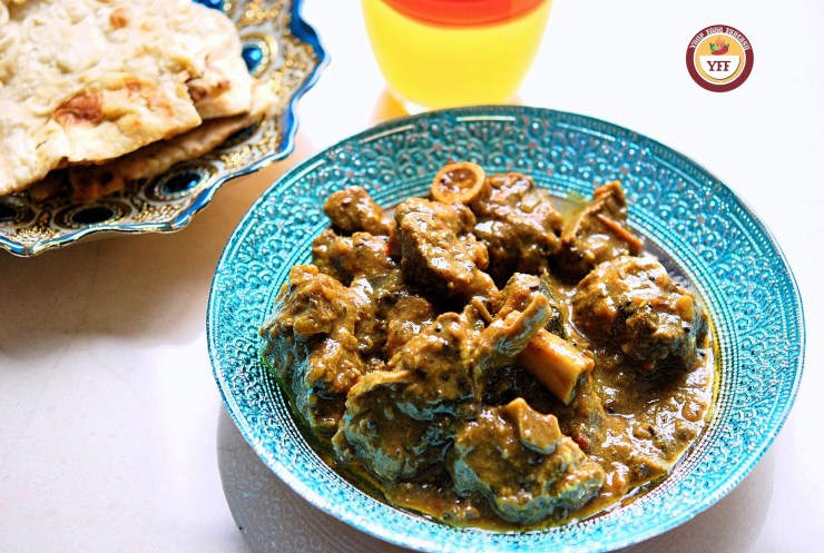Chettinad Lamb Curry Recipe | Your Food Fantasy