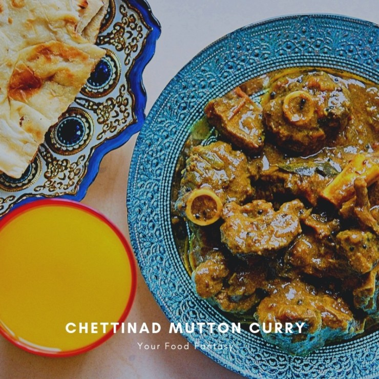 Chettinad Mutton Curry Recipe
