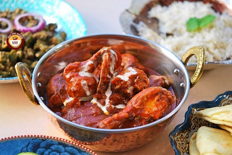 Ghee Roast Tandoori Chicken   YourFoodFantasy.com