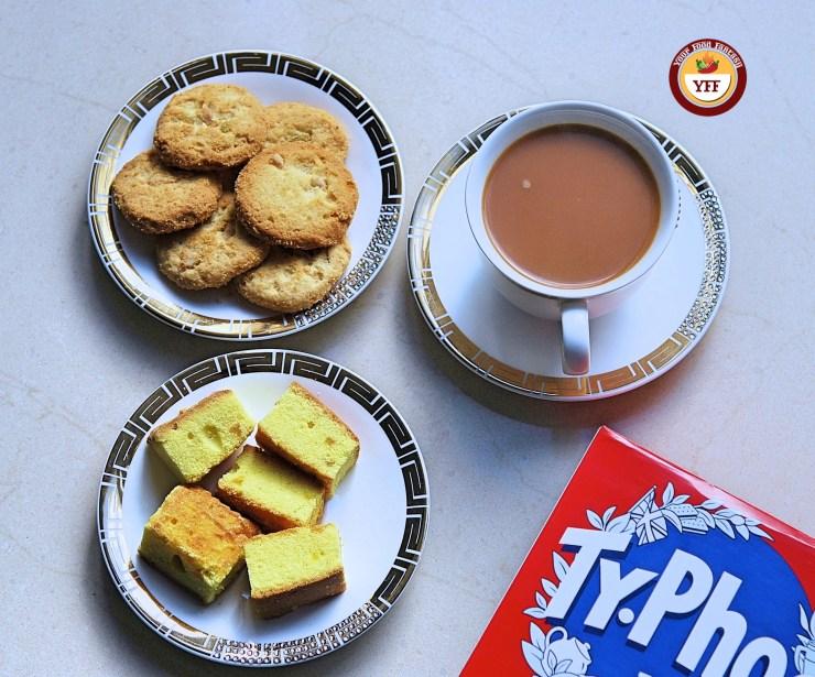 Typhoo Black tea review by YourFoodFantasy.com