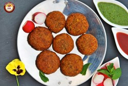 Raw Banana Cutlet Recipe - YourFoodFantasy.com
