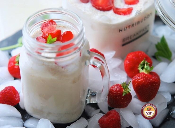 Breakfast Smoothie from NutryBuddyUK - Your Food Fantasy