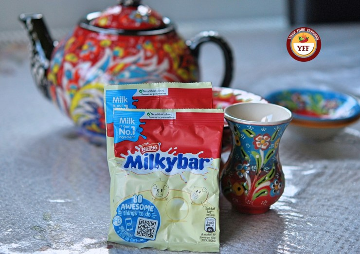 Milky Bar Buttons review | Your Food Fantasy