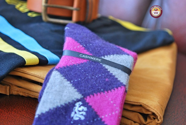 Pringle of Scotland Cashmere Socks