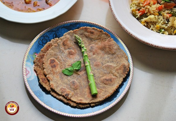 Amaranth Flour Paratha Recipe | Your Food Fantasy