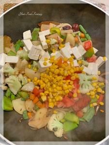 How to make Navratan Pulao   Your Food Fantasy