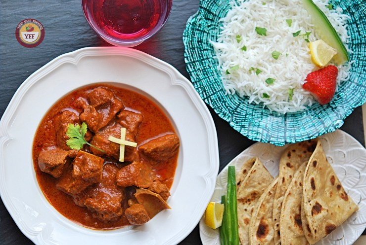 Lamb Rogan Josh Recipe - Lamb Recipes | Your Food Fantasy