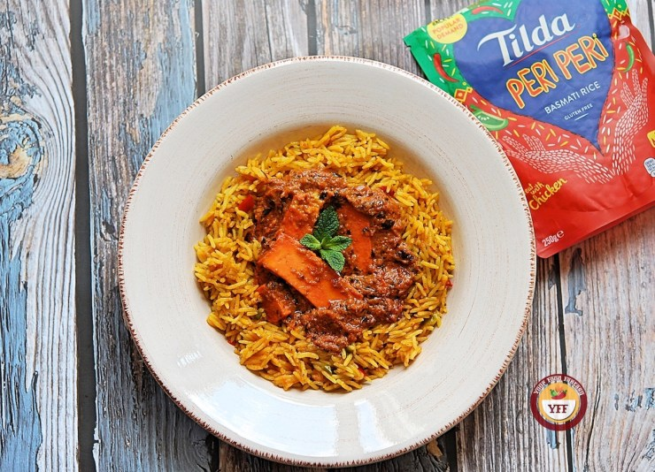 Tilda Microwave Rice   Your Food Fantasy