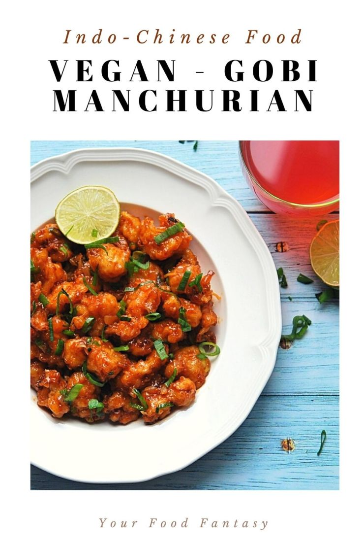 Gobi Manchurian Recipe | Your Food Fantasy