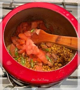 Recipe of Lauki Chana Dal