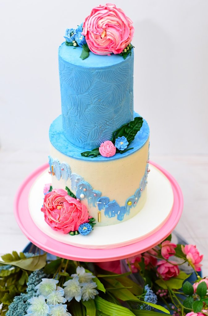 Blue Velvet Cake | Your Food Fantasy