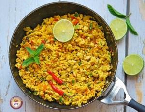 Egg Bhurji | Anda Bhurji Recipe | Your Food Fantasy
