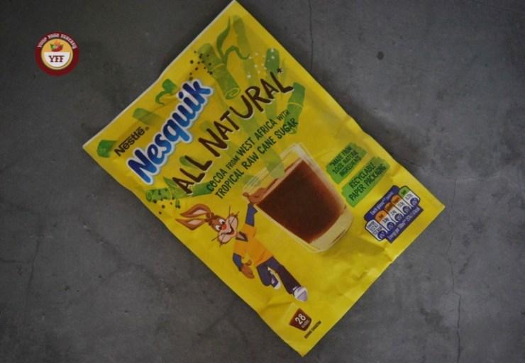 Nesquik Milkshake Powder Review | Your Food Fantasy