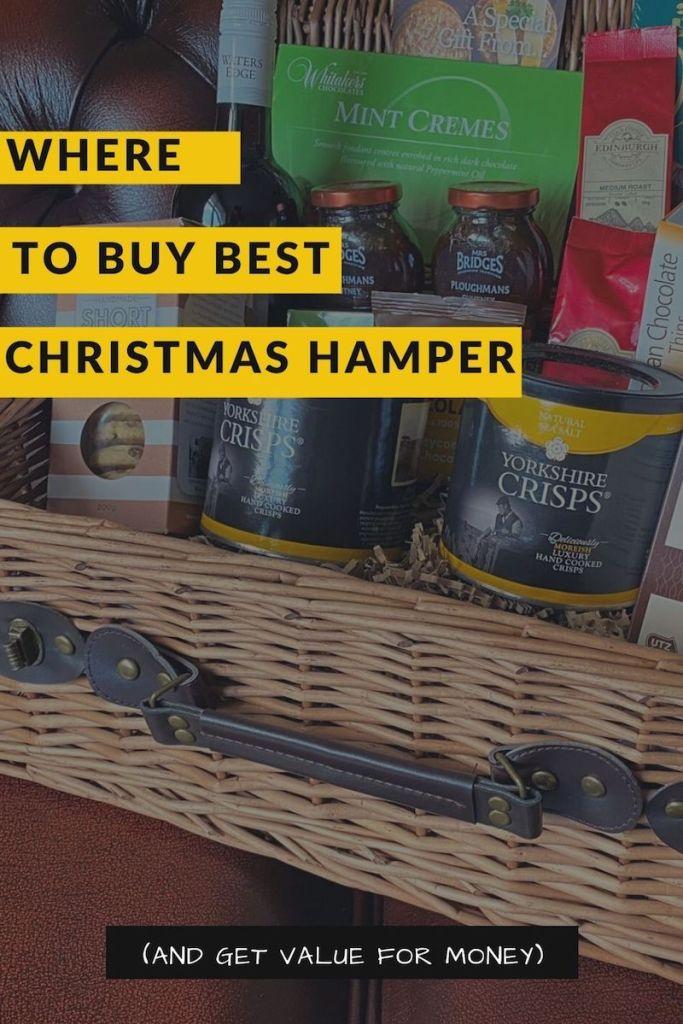 Prestige Christmas Hamper Review | Your Food Fantasy