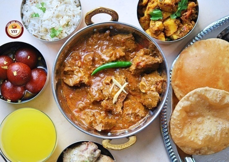 Lamb Bhuna Recipe - Your Food Fantasy