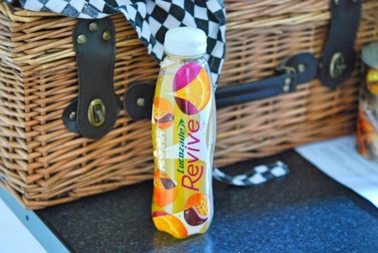 Lucozade Revive | Your Food Fantasy