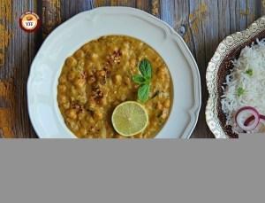 Aubergine Chickpea Curry Recipe | Your Food Fantasy