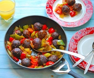 Purple Cabbage Manchurian - Cabbage Recipe   Your Food Fantasy