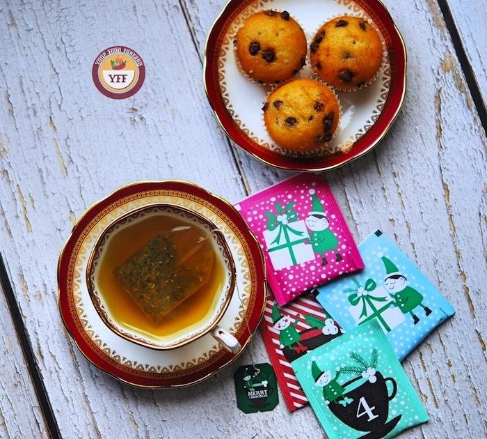 Clipper Tea Organic Advent Calendar