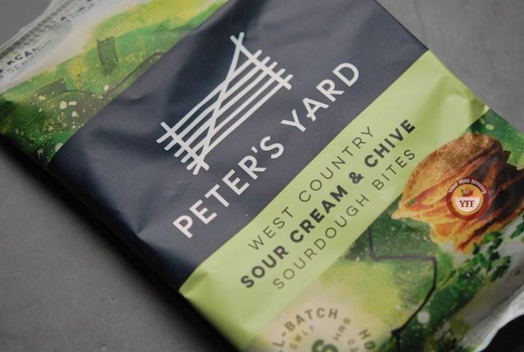 Peter's Yard Sourdough Bites Review