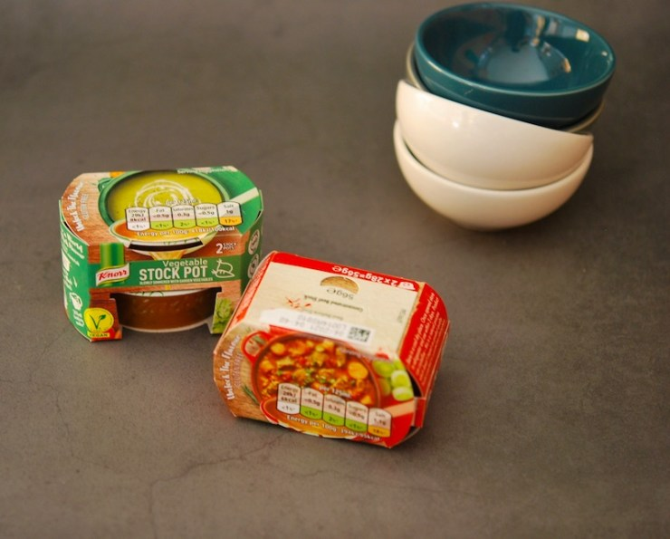 Knorr Stock Pots Review - Degustabox Review