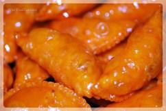 sugar coated gujiya | gujiya recipe at yourfoodfantasy