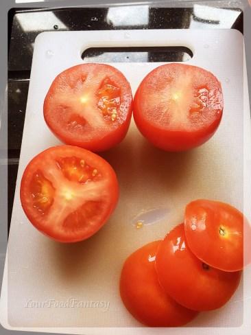 Tomatoes for yemista recipe   YourFoodFantasy