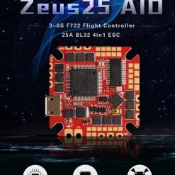 HGLRC Zeus25 AIO F722