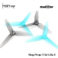 """HeadsUp 3"""" Tiny Prop"""