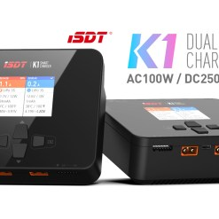 ISDT K1 DUAL CHARGER